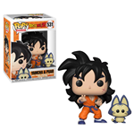 Dragonball Z POP! Animation Vinyl Figure Yamcha & Puar 9 cm
