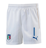 2016-17 Italy Home Shorts (1) - Kids