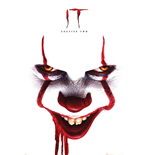 It: Chapter Two - Pennywise Face Poster (61X91,5 Cm)
