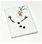 Frozen Notepad 383452
