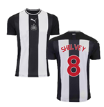 2019-2020 Newcastle Home Football Shirt (Kids) (SHELVEY 8)