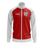 Ajax Concept Football Track Jacket (Red)
