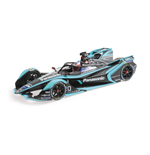 FORMULA E SEASON 5 PANASONIC JAGUAR RACING MITCH EVANS