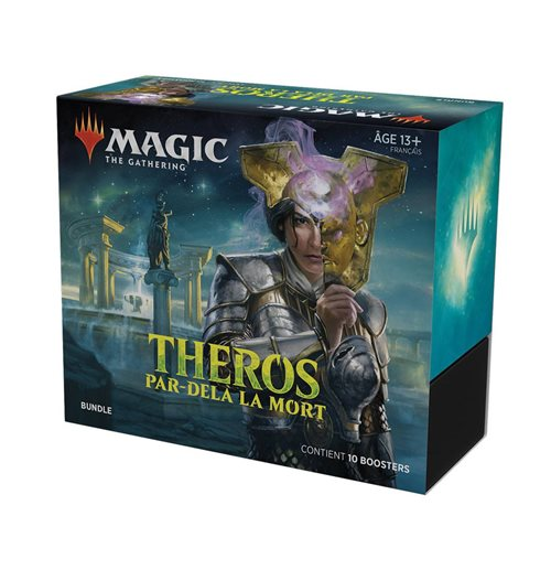 Magic the Gathering Theros par-delà la mort Bundle french