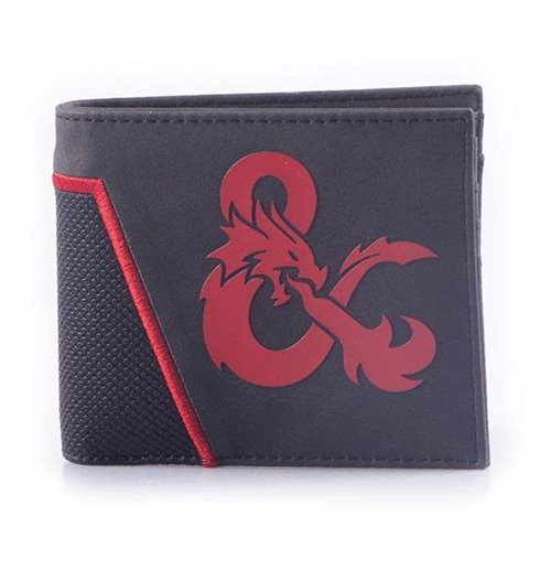 Dungeons & Dragons Wallet Ampersand