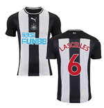 2019-2020 Newcastle Home Football Shirt (LASCELLES 6)