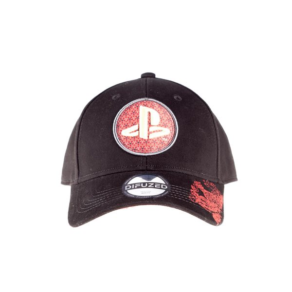 Playstation - Biker Japanese Bow Cap