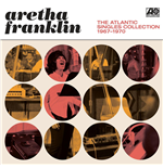 Vynil Aretha Franklin - The Atlantic Singles Collection 1968 (4 Lp) (Black Friday 2019)