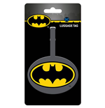 Batman Baggage labels 383960