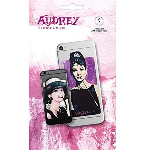 Audrey Hepburn Sticker 384009