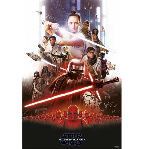 Star Wars Poster 384026