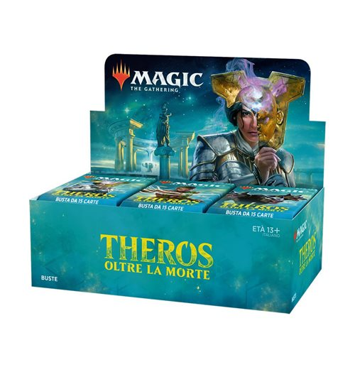 Magic the Gathering Theros: Oltre la Morte Booster Display (36) italian