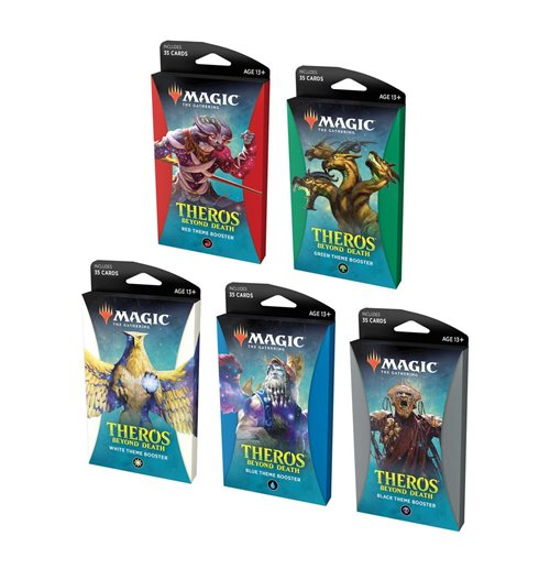 Magic the Gathering Theros Beyond Death Theme Booster Display (10) english