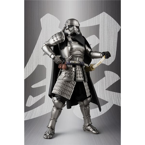 Sw Ashigaru Taisho Captain Phasma Meisho Action Figure