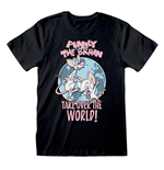 Animaniacs T-Shirt Take Over The World