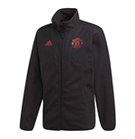 2019-2020 Man Utd Adidas SSP FL Jacket (Black)