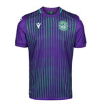 2019-2020 Hibernian Macron Away Football Shirt