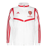 2019-2020 Arsenal Adidas Presentation Jacket (White) - Kids
