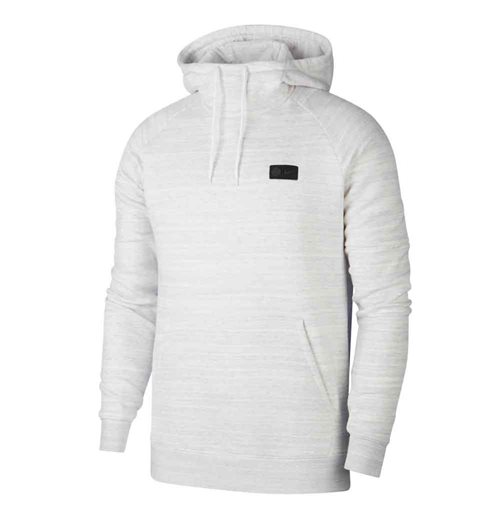 2019-2020 PSG Nike Fleece Hoody (White)