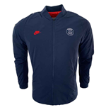 2019-2020 PSG Nike Reversible Jacket (Navy-Red)