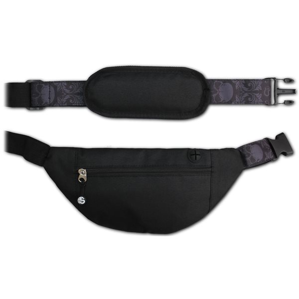 Draconis - Shoulder Bum-Bag with Printed Strap