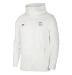 2019-2020 PSG Nike Tech Pack Hooded Top (White)