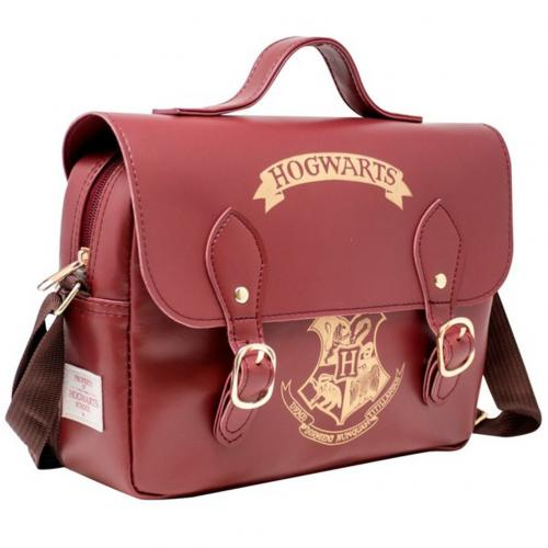 Harry Potter Lunch Bag Hogwarts Satchel RD