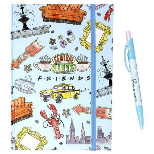 Friends Notebook & Pen Set