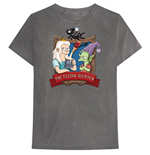Disenchantment Unisex Tee: Flying Scepter