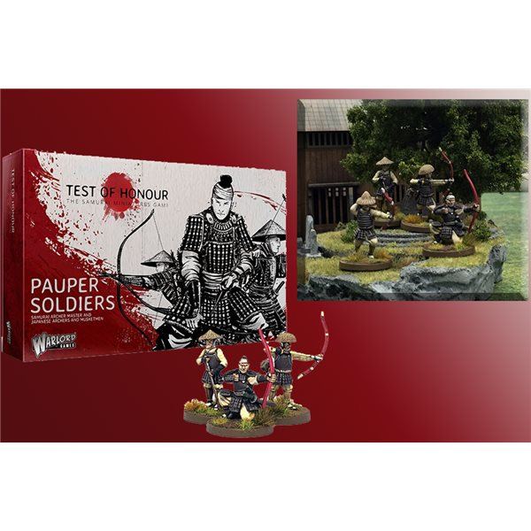 Test Of Honour Pauper Soldiers Wargame