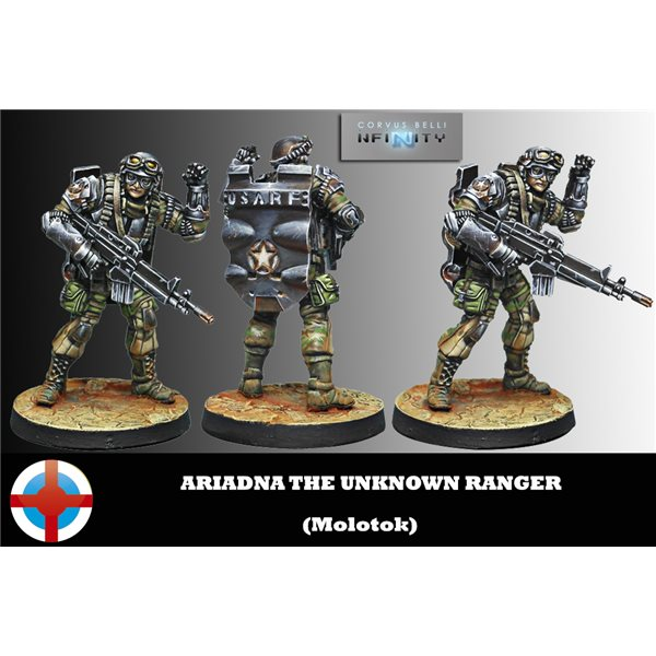 0626 Aria The Unknown Ranger Wargame