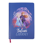 Frozen Notepad 384869