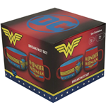 Wonder Woman Breakfast Set 384875