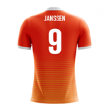 2018-19 Holland Airo Concept Home Shirt (Janssen 9)
