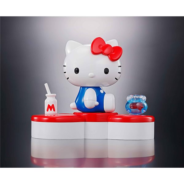 Hello Kitty Chogokin 45TH Ann Figure