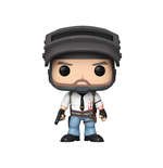 Playerunknown's Battlegrounds (PUBG) POP! Games Vinyl Figure The Lone Survivor 9 cm