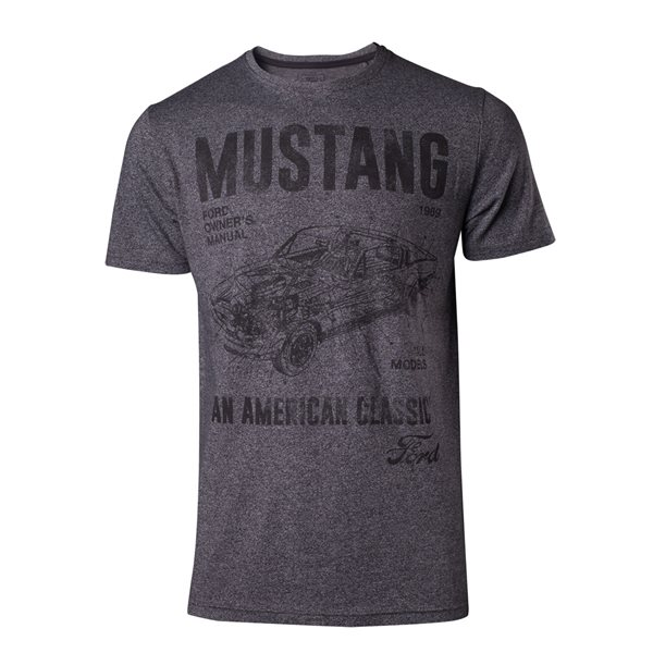 Ford - Mustang Neppy Men's T-shirt
