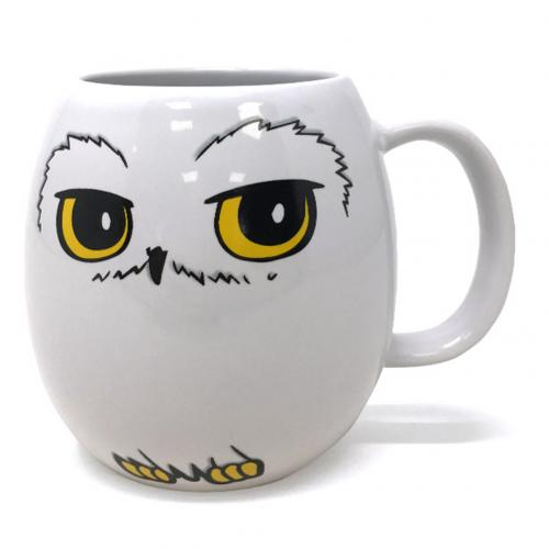 Harry Potter Tea Tub Mug Hedwig Owl