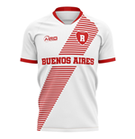 2019-2020 River Plate Home Concept Football Shirt