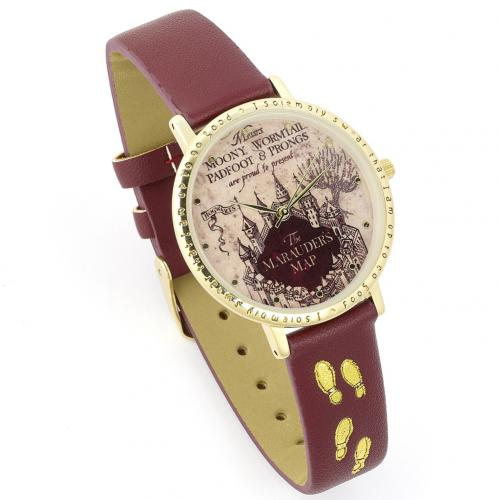 Harry Potter Watch Marauders Map