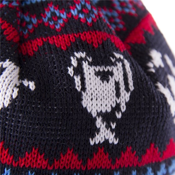 Nordic Knit Beanie