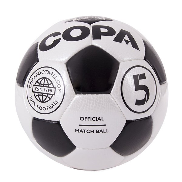 COPA Match Football Black-White