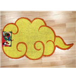 Dragon Ball Flying Nimbus Doormat