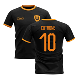 2019-2020 Wolverhampton Away Concept Football Shirt (Cutrone 10)