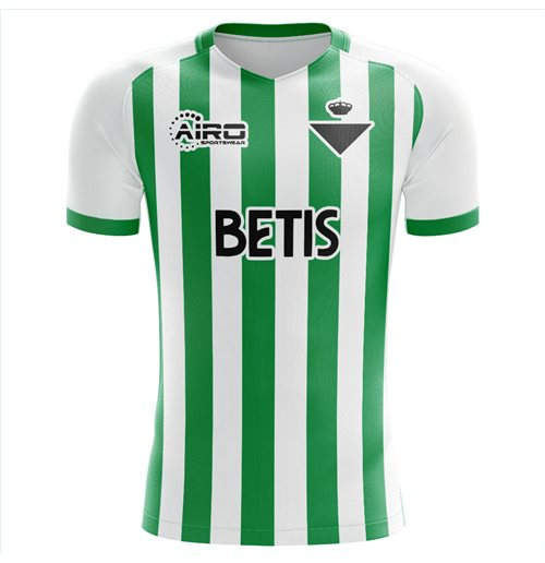 2019-2020 Real Betis Concept Training Shirt (Green-White)