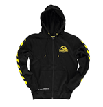Jurassic Park Hooded Sweater Logo