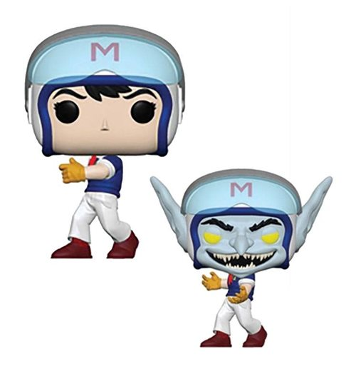 Speed Racer POP! Animation Figures Speed 9 cm Assortment (6)