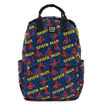 Marvel by Loungefly Backpack Spider-Man AOP