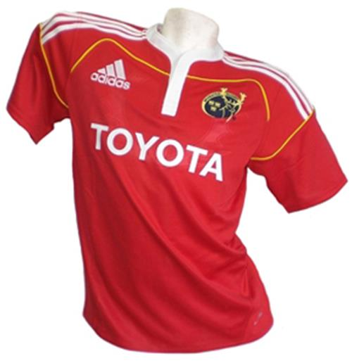 Munster home 2011 Jersey