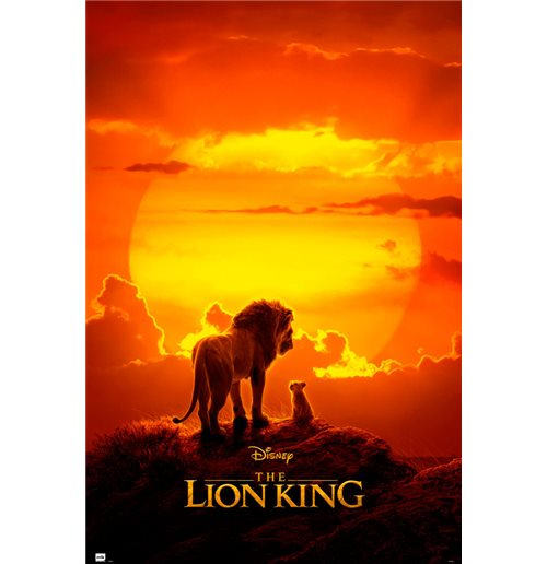 The King Lion Poster 386583